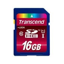 SD-Karte Transcend 16 GB