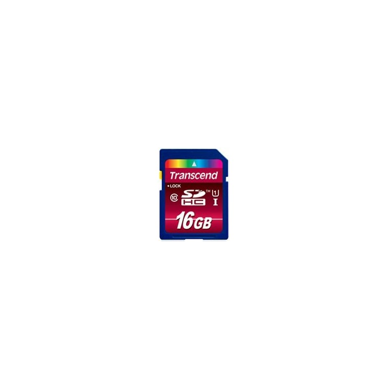 SD-Karte Transcend 16 GB
