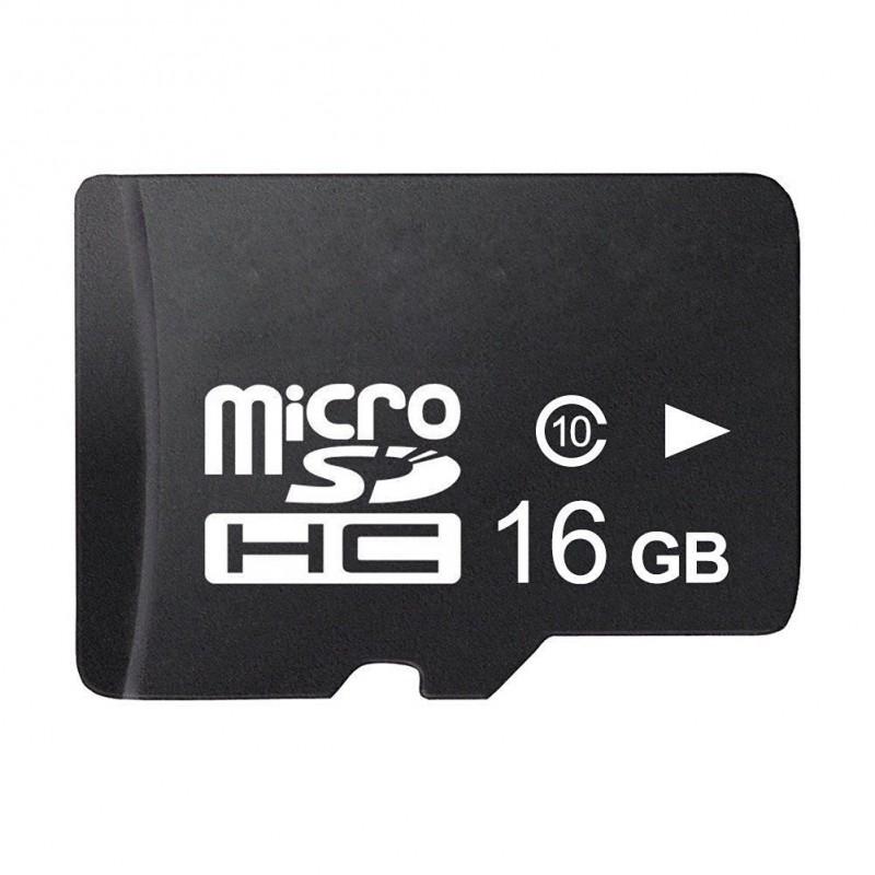 Speicherkarte microSD 16 GB - 2 Stück